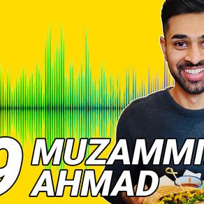 #39 Plant Based Nutrition & Medical School | Muzammil Ahmad