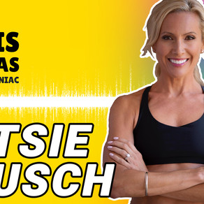 #35 Overcoming Anorexia & Becoming a Vegan Olympian | Dotsie Bausch