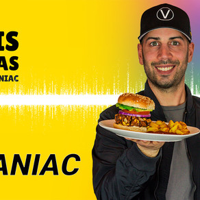 #25 Vegan Myths, Diet Tips, & Fitness | Bananiac Interviewed by The Infinite Cup