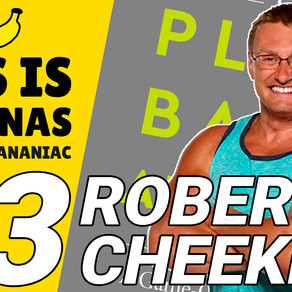 #43 The Truth About Being a Plant Based Athlete | Robert Cheeke