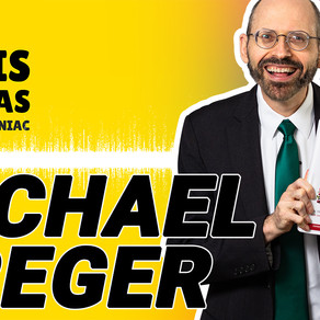 #27 How Not to Diet | Michael Greger, MD