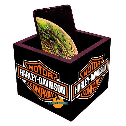 cópia de Porta Smartphone Decoração - Harley-Davidson