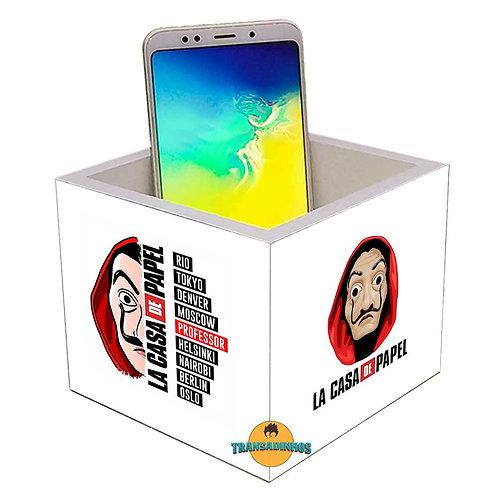 Porta Smartphone - La casa de papel
