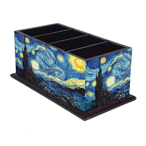 Porta Controle Remoto Van Gogh