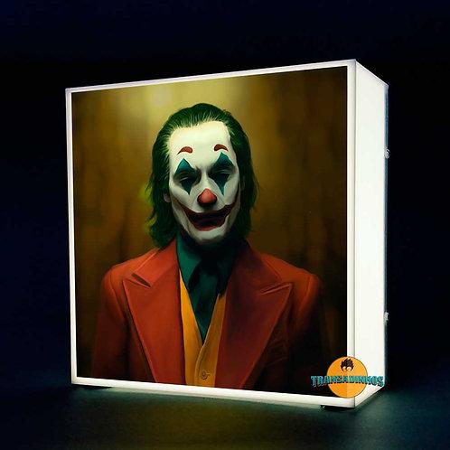 Luminária Personalizada - Joker Coringa