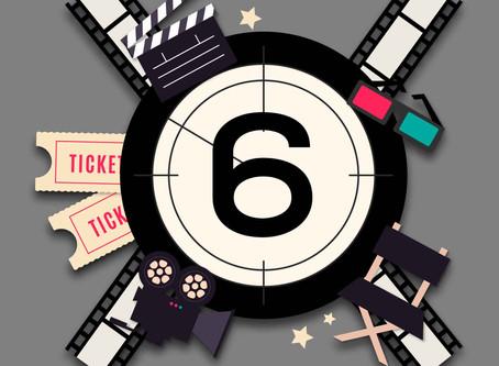 6 filmes para assistir durante a quarentena