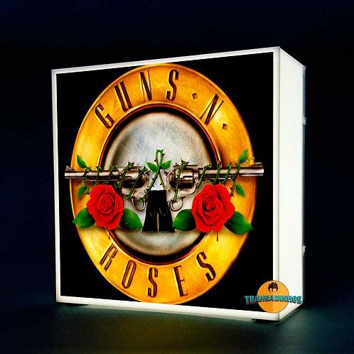 Luminária - Guns N' Roses