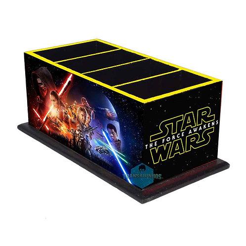 Porta Controle Remoto Star Wars