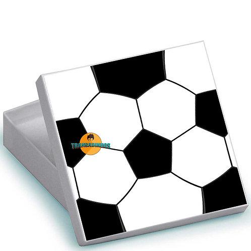 Caixa Personalizada - Bola de Futebol