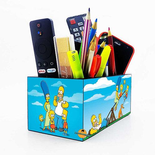 Porta Objetos Gigante - Decoração Os Simpsons