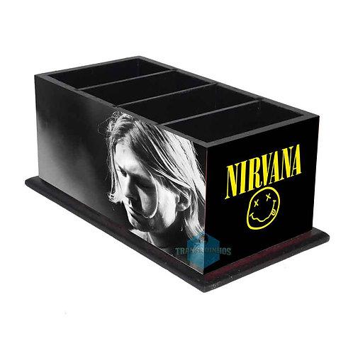 Porta Controle Remoto Nirvana