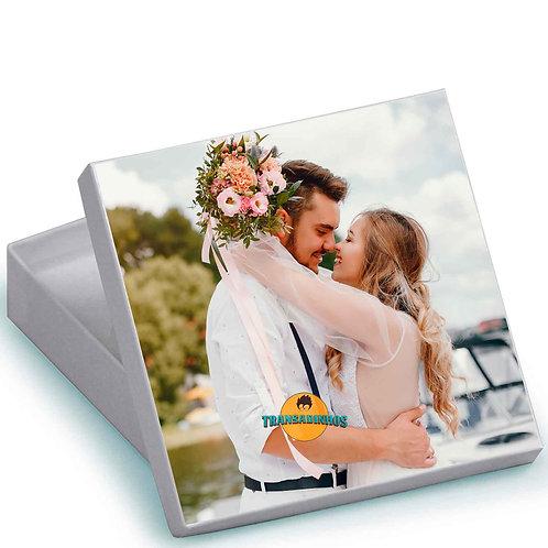 Caixa Personalizada - Casamento