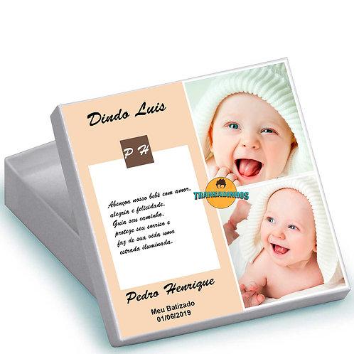 Caixa Personalizada - Fotos Batizados