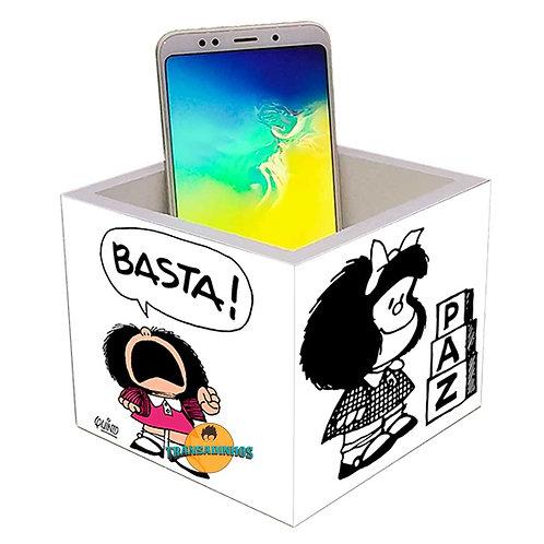 Porta Smartphone Decoração - Mafalda