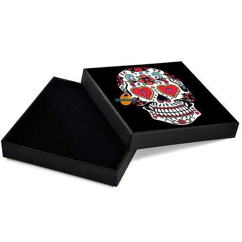 Caixa Personalizada - Caveira Mexicana