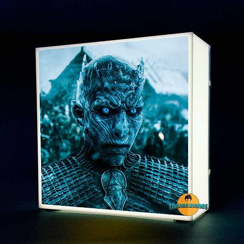 Luminária Personalizada - Game of Thrones