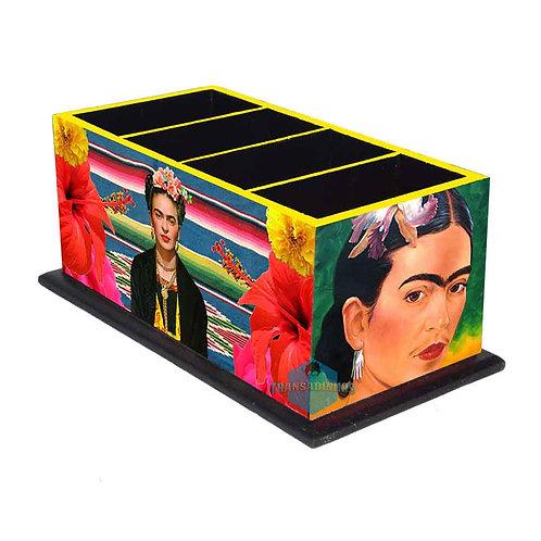 Porta Controle Remoto Frida Kahlo