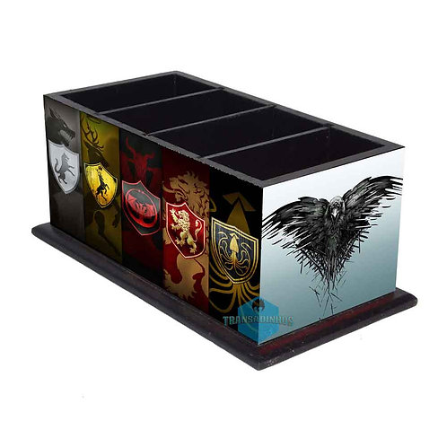 Porta Controle Remoto Game of Thrones