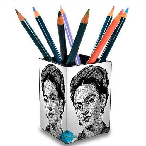 Porta Treco Personalizado - Frida Kahlo