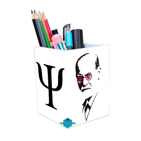 Porta Treco Personalizado - Psicologia Freud
