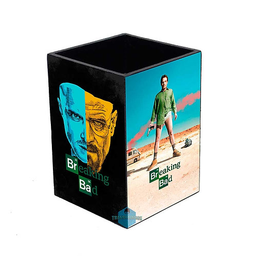 Porta Treco Personalizado - Breaking Bad