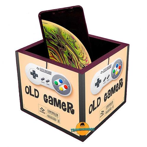 Porta Smartphone Decoração - Gamer