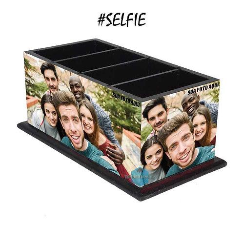 Porta Controle Remoto Selfie