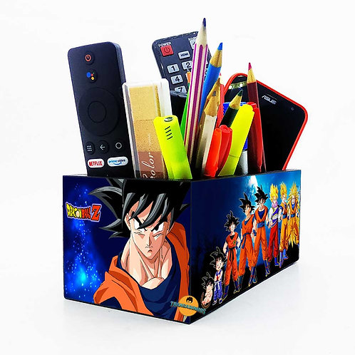 Porta Objetos Gigante - Decoração Dragon Ball