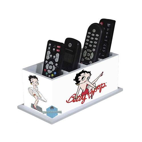Porta Controle Remoto Betty Boop