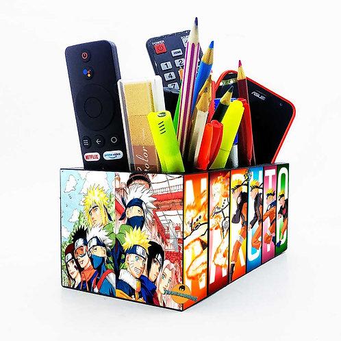 Porta Objetos Gigante - Decoração Naruto