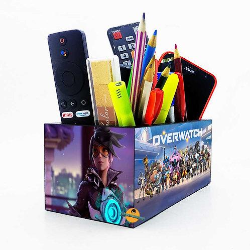 Porta Objetos Gigante - Decoração Overwatch