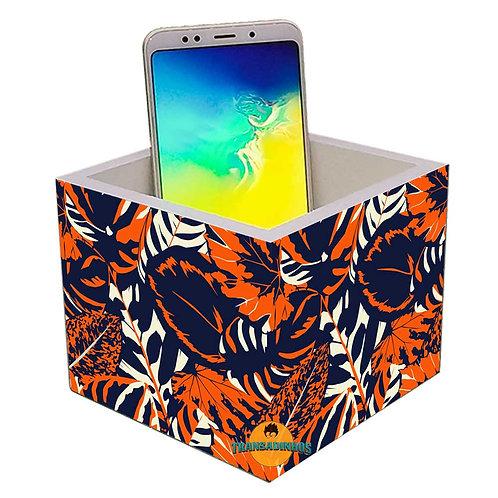 Porta Smartphone Decoração- Floral