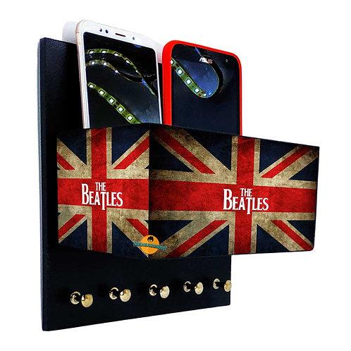 Porta Chaves Beatles C/ Organizador