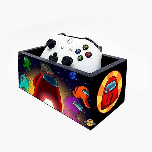 Porta Controle De Video Game - Decoração Among Us