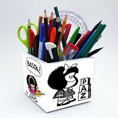 Porta Treco Gigante decoraçã Mafalda