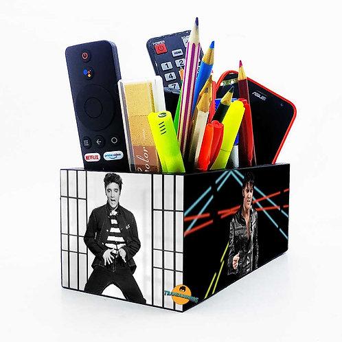Porta Objetos Gigante - Decoração Elvis Presley