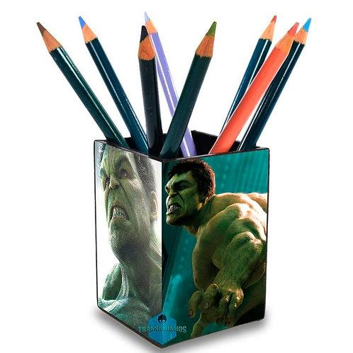 Porta Treco Personalizado - Hulk