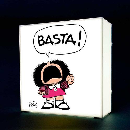 Luminária Personalizada - Mafalda Basta