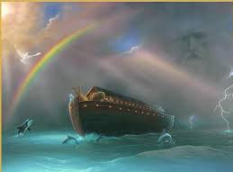END TIMES . . . IT IS THE TIME OF NOAH