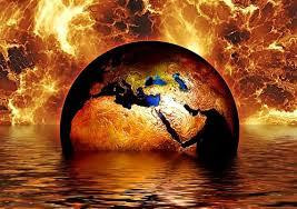 The End of the World . . . the final event in the divine plan; the end of the world.
