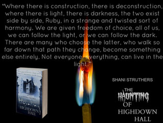 Grab your FREE copy of The Haunting of Highdown Hall today on Amazon!
