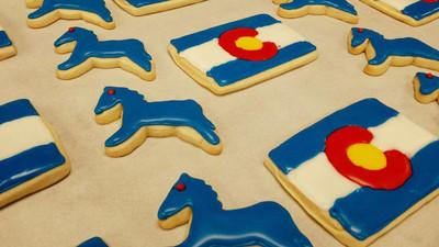 Colorado Sugar Cookies