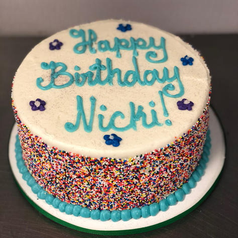 bday sample Nicki