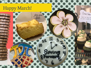 Happy March!
