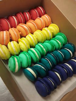 Rainbow macs