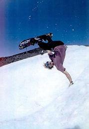 Charles Arnell Snowboarding