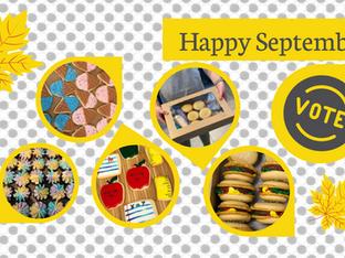 Happy September!