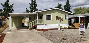 Manufactured homes financing