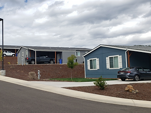 Manufactured homes on leased land