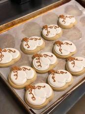 OH MY GOURD! Pumpkin Sugar Cookies
